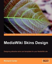 MediaWiki book by MediaWiki consultant Richard Carter