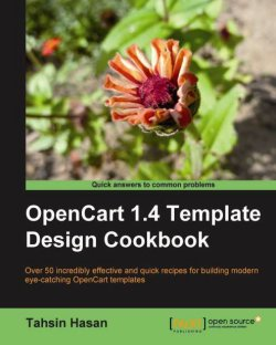 OpenCart 1.4 Template Design Cookbook by Tahsin Hasan