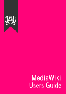 MediaWiki Users Guide book