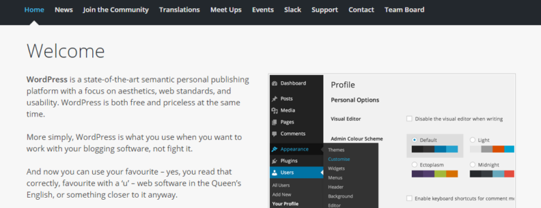 WordPress UK